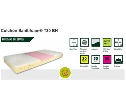 Colchón Sanitifoam® T30 BH