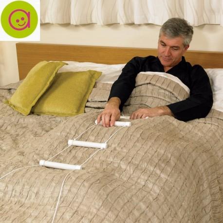 Escalera de cuerdas de cama