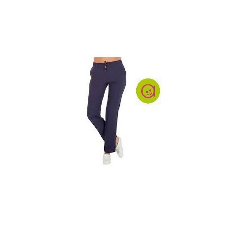 Pantalón goma microfibra