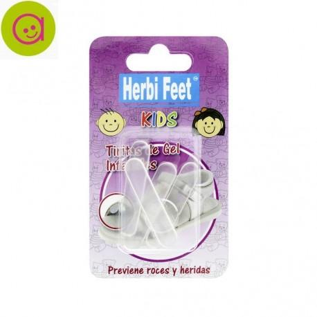 Tiritas gel infantiles