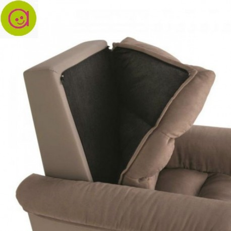 Sillon Cosy Up 1 motor extraible