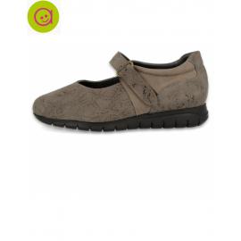 Zapato renata 41 (gris)