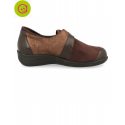 Zapato Berta marrón