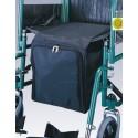 Bolsa auxiliar para silla de ruedas