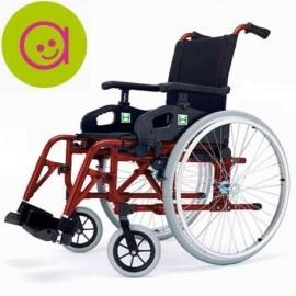 Alquiler silla de ruedas (rueda Grande)