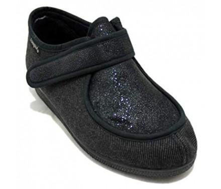Zapato tela Gales