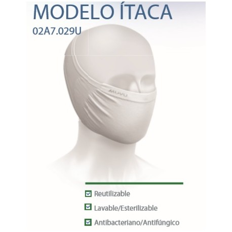 Mascarilla Itaca