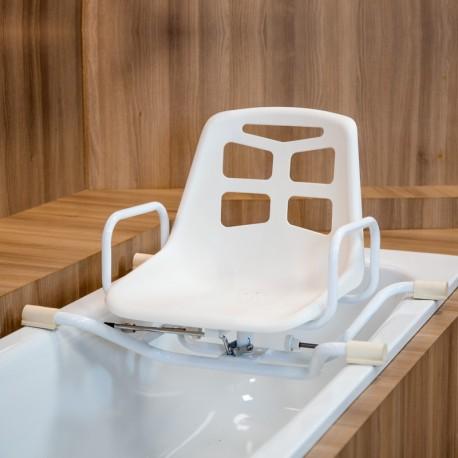 Silla giratoria para bañera