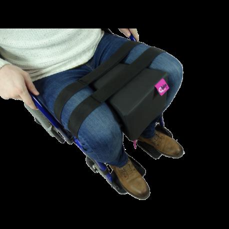 Cuña abductora para silla