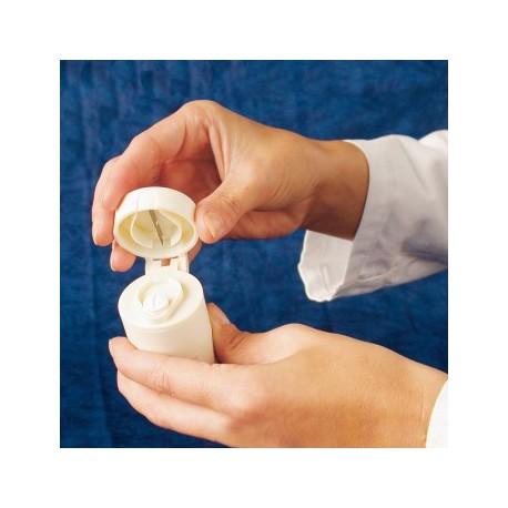 Partidor y triturador de pastillas