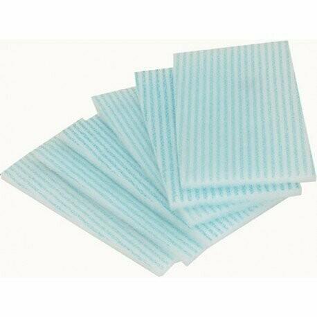 24 esponjas jabonosas de un solo uso