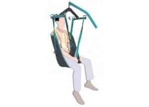 Reparación de grúas para movilización de pacientes